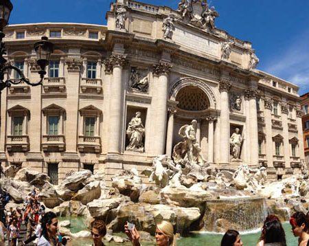 Roma e tutto il tempo del mondo