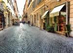 vie di Roma, Roma, Viaggio