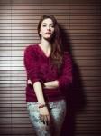 Laura Manfredi - Summer mode bracelet, Ferragamo jewels, Zara pants, Berska pull