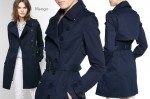 mango trench, trench classico, blu trench, shopping selection, spring shopping selection