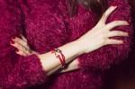 Laura Manfredi - Summer mode bracelet, Ferragamo jewels, Berska pull