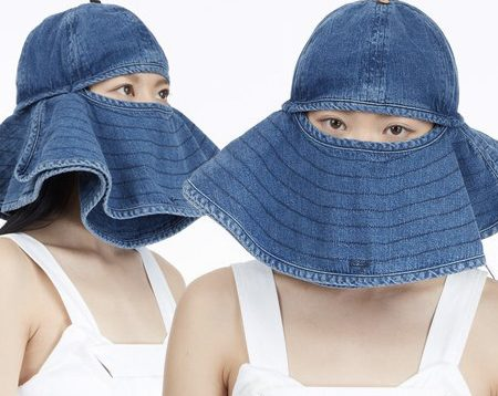 Stranezze sold-out: sunblock hat by 69