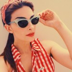 Laura Manfredi, pin-up style, pin-up look, stile pin-up