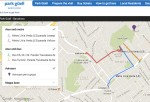 mappa mezzi Park Guell, come raggiungere Parg Guell,Barcelona, Barcellona