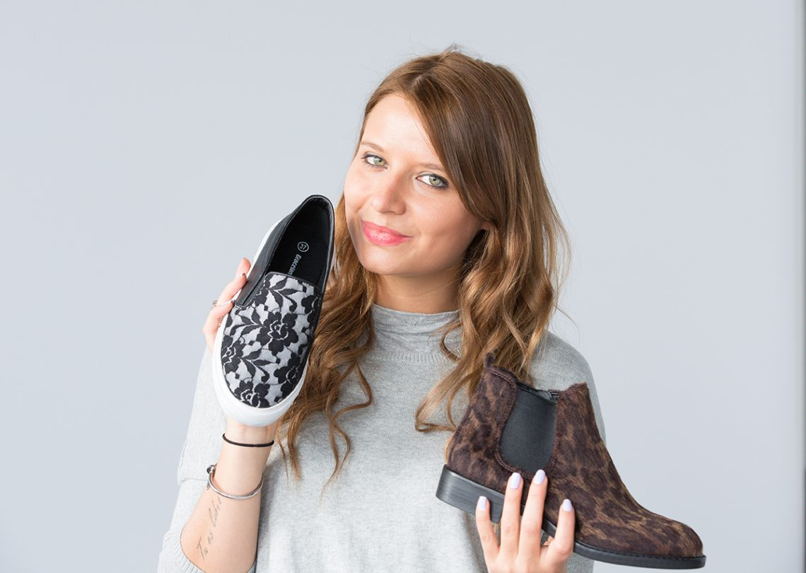 Deichmann – La capsule collection firmata da Veronica Ferraro