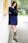 collezione autunno 2014, gladiators, gladiators Kerol D, Hanita dress, Kerol D, Laura Manfredi fashion blogger make-up Dior + Pupa, moda vegan, outfit, sandali gladiator, moda cruelty-free, abito felpa Hanita