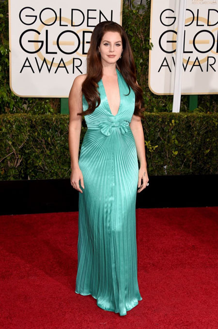 Lana del Rey, Golden Globes, Golden Globe Awards 2015