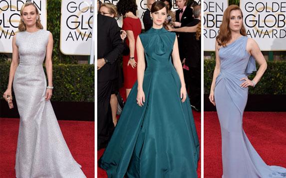 Golden Globes 2015 – I migliori e i peggiori look sul red carpet