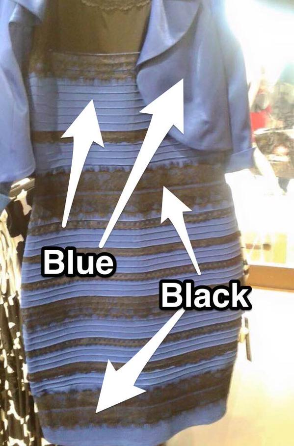 #TheDress: i geni del marketing (e non solo) sempre sul pezzo, #thedress, brand #thedress, meme #thedress, white and gold, black and blue, #whiteandgold #blackandblue,