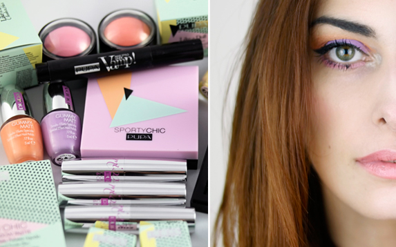 Make-up – Pupa SportyChic spring 2015