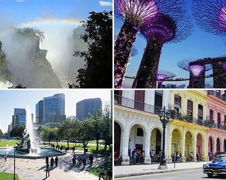 Viaggi: 5 mete da visitare assolutamente nel 2015