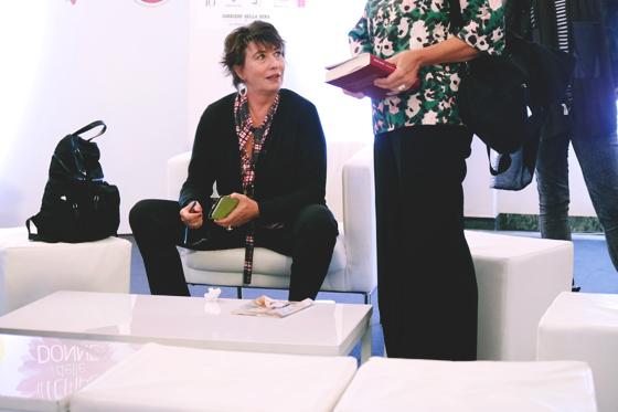 Tempo delle Donne 2015, Enrica Tesio, Ambra Angiolini, Benedetta Parodi, Serena Dandini, Antonello Venditti, Elisa Toffoli, Corriere della sera, Io Donna, 27ora