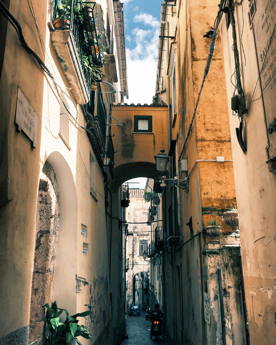 vicoletti Salerno
