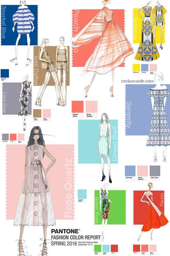 Trends – Colori primavera 2016: non solo Rose Quartz