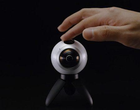Samsung Gear 360: fatti un roundie!
