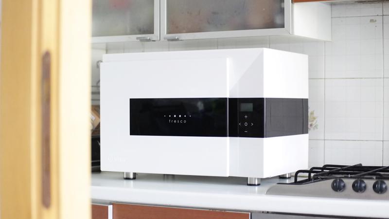 Fresco di Irinox – L'elettrodomestico che lavora per te in cucina