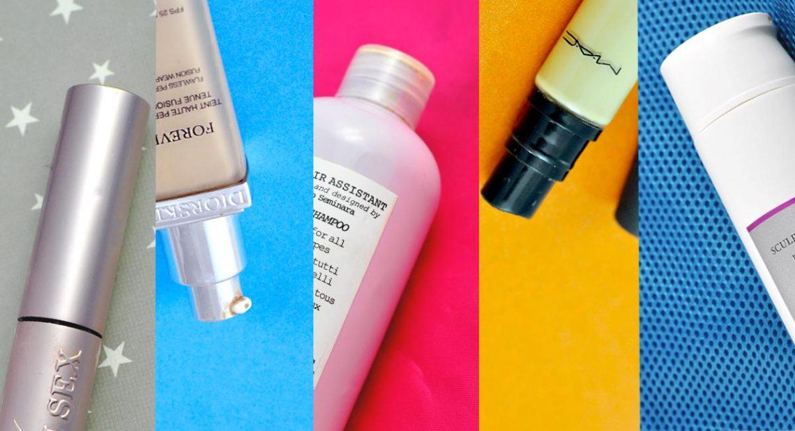 I migliori prodotti beauty e make-up di sempre (uno per categoria)