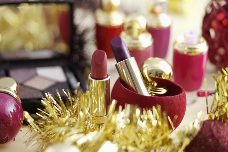 Make-up – Splendor, la collezione di Natale Dior 2016