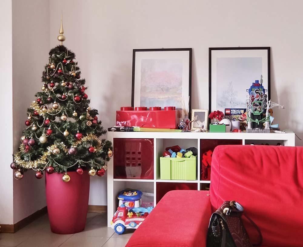 Come ho salvato l'albero di Natale da…