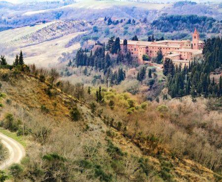 I paesaggi più belli della Toscana: Asciano e le crete senesi