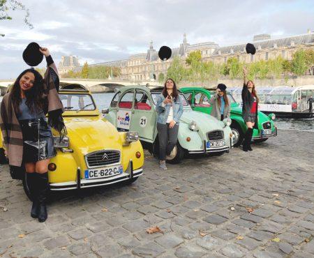3 modi STRAORDINARI per vedere tutta Parigi in un giorno!