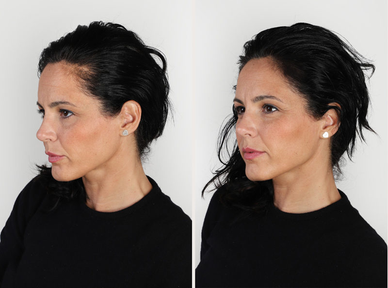 fibre di cheratina per capelli