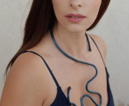 Breil New Snake Blue: il gioiello da donna must del momento