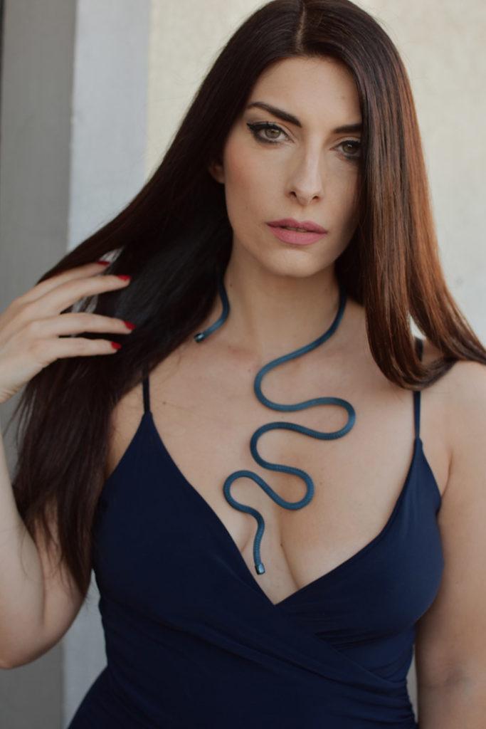 Breil New Snake Blue: il gioiello da donna